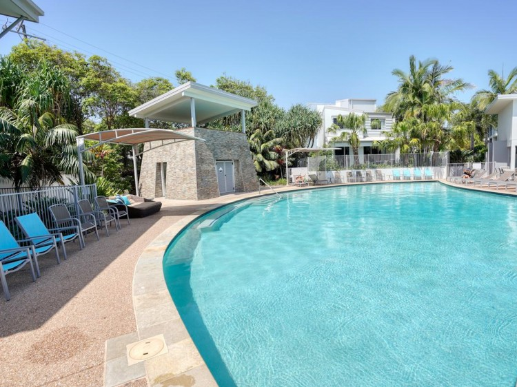 Coolum at the Beach 3 Bedroom Apartments