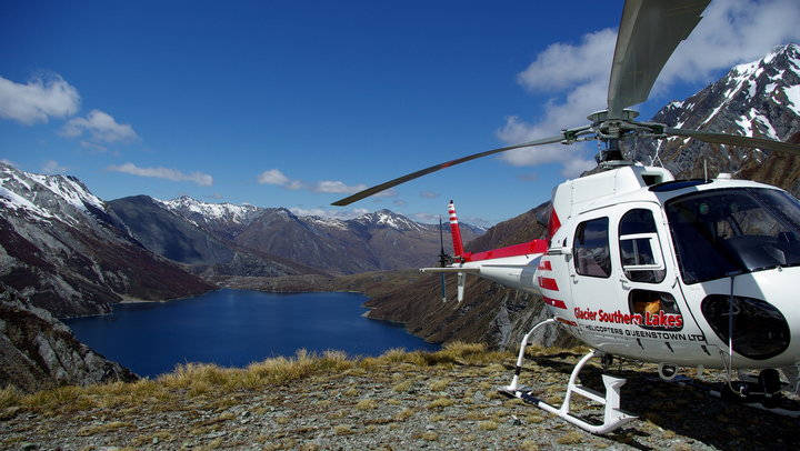 Middle Earth New Zealand Heliflights