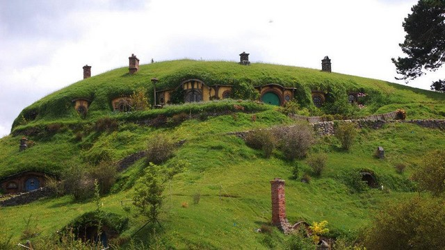 New Zealand Holidays Lord Of The Rings Tours