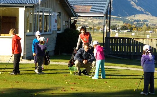 Frankton Golf Centre