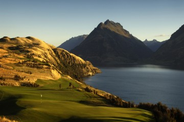 Jacks Point Golf - Queenstown Holidays