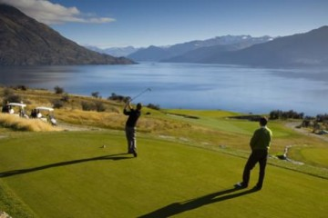 Jack's Point Golf Club Golf Course - Queenstown Holidays