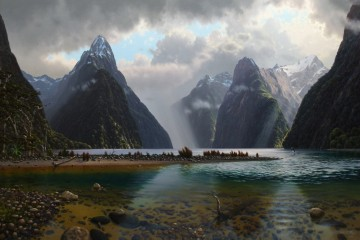 Milford Sound - New Zealand Natural Beauty - Queenstown Holidays