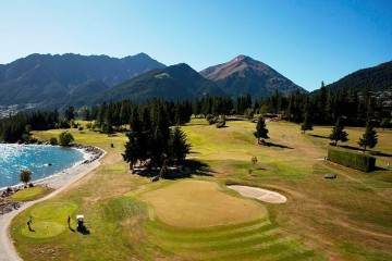 Queenstown Golf Club - Queenstown Holidays