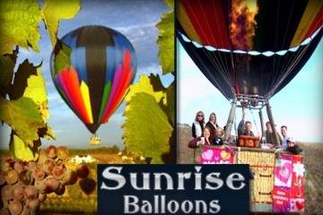 Sunrise Balloons - Queenstown Holidays