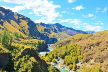 view-from-skippers-canyon-tour-photo - Lord of the Rings Tour - Queenstown Holidays