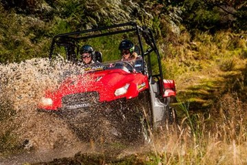 Off Road Expeditions Buggy Driving - Queenstown Holidays