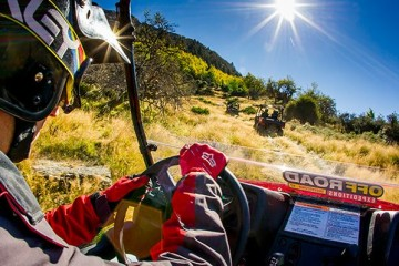 Off Road Expeditions Buggy - Queenstown Holidays