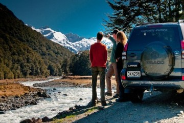 Glenorchy Journeys 4WD Tour - Queenstown Holidays