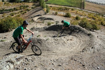 Gibbston Valley Bike Centre - Rabbit Ridge Bike Resort - Queenstown Holidays