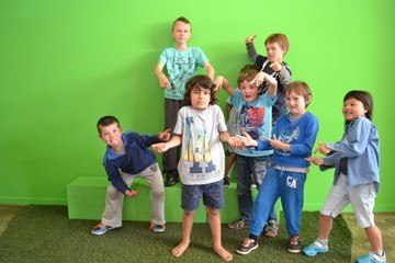 Kidz Club Queenstown - Fun With The Green Screen - Queenstown Holidays