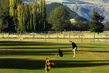 Frankton Golf Centre | Queenstown Holidays