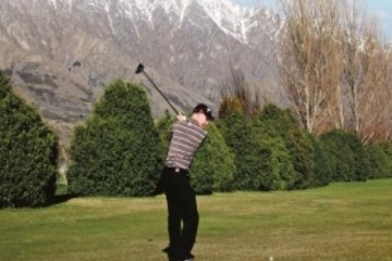 Frankton Golf Centre - Perfect for causal, beginner, or senior golfers - Queenstown Holidays