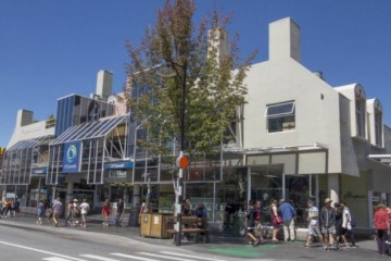 O'Connells Shopping Centre  Exterior - Queenstown Holidays