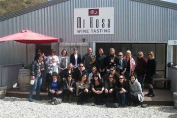 Mt Rosa Wine Tasting - Queenstown Holidays