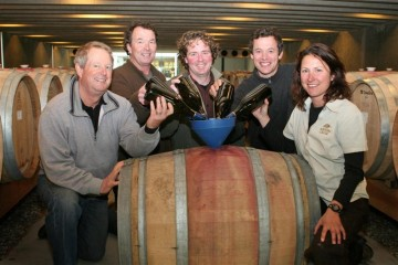 The team at Brennan Wines - Queenstown Holidays
