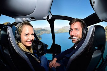 Middle Earth HeliFlights - Queenstown Holidays