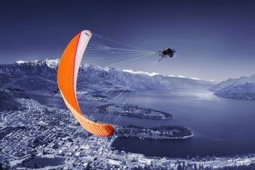 GForce Paragliding Queenstown Holidays