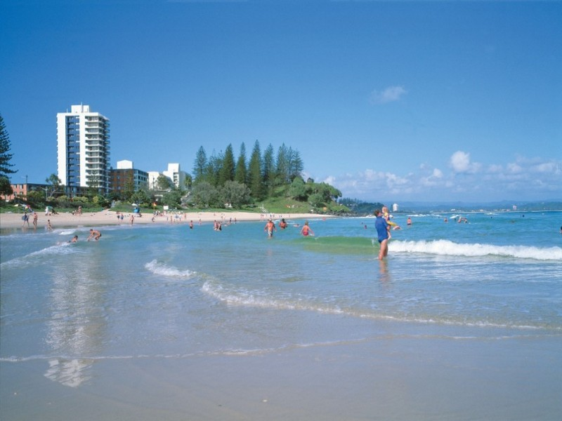 Gold Coast Beaches - One of the Top Five things to do on the Gold Coast