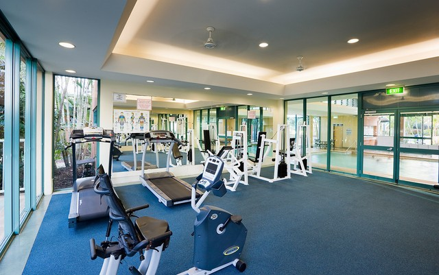 Mantra Crown Towers Surfers Paradise Fulled Equipped Gym
