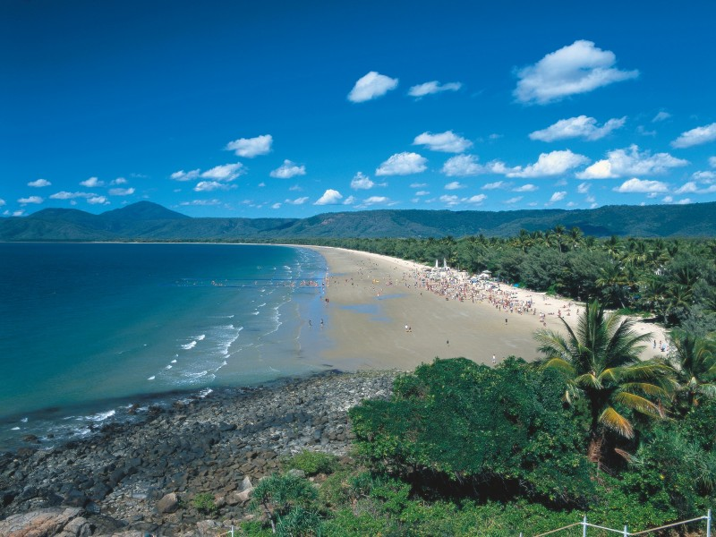 Four Mile Beach Port Douglas | Discover Queensland