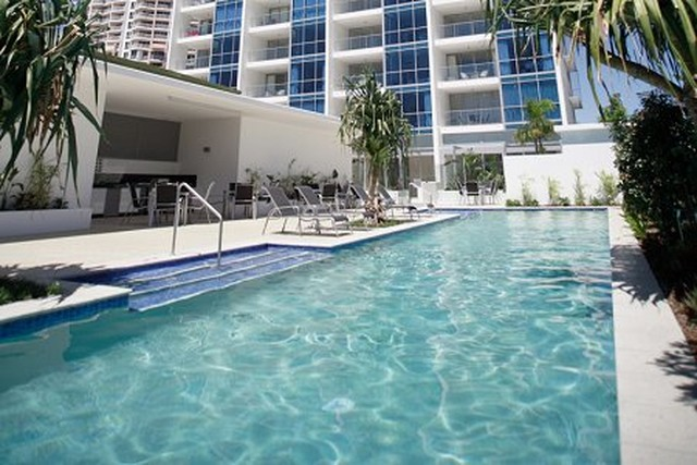 Ocean Pacific Resort Pool - Discover Queensland