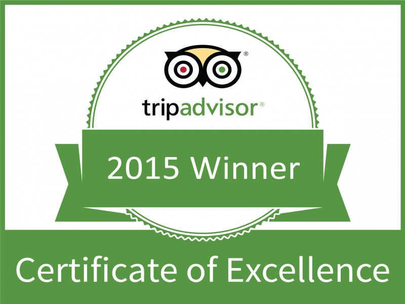 Certificate Of Excellence 2015 Winner Ocean Pacific Resort - Discover Queensland