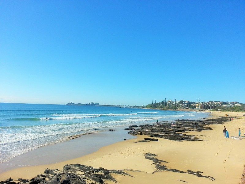 Alexandra Headlands Beach | Discover Queensland