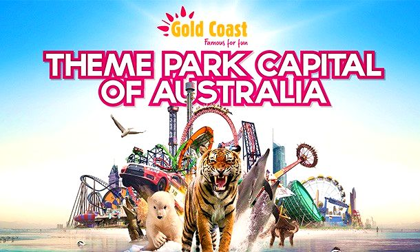 Gold Coast Theme Parks - Discover Queensland