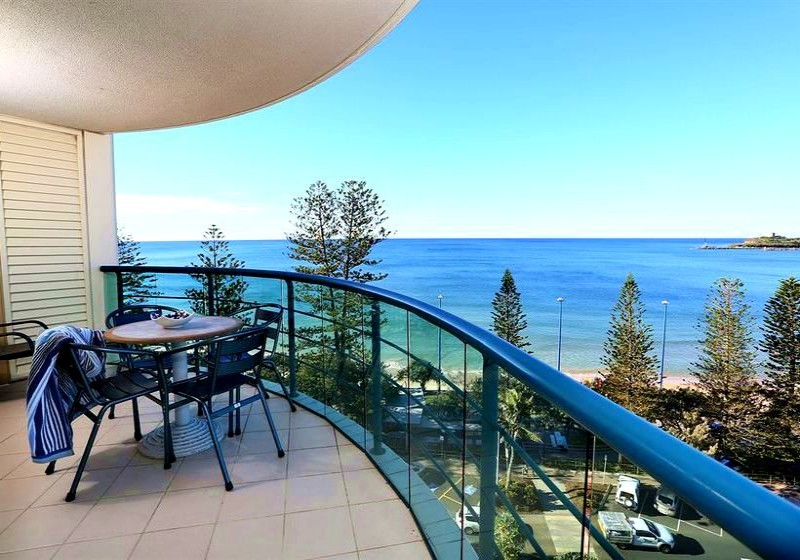 Landmark Resort Mooloolaba Balcony - Discover Queensland