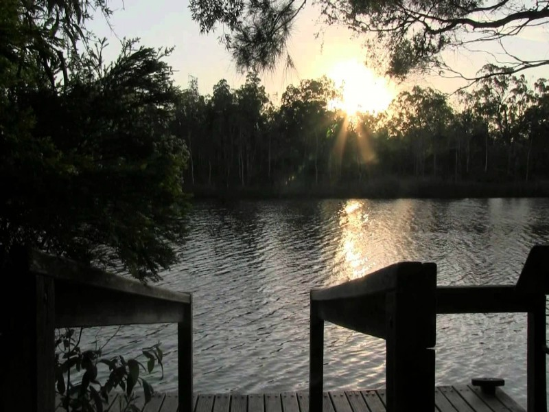 Harrys Hut in the Noosa Everglades - Discover Queensland