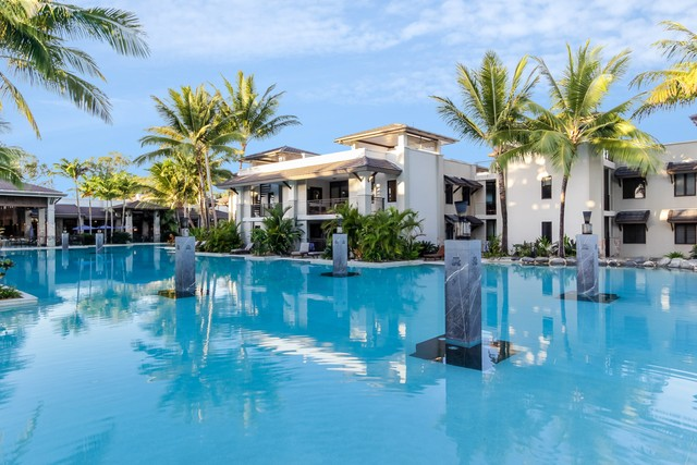 Sea Temple Private Apartments by Boutique Collection Magnificent Lagoon Pool | Discover Queensland