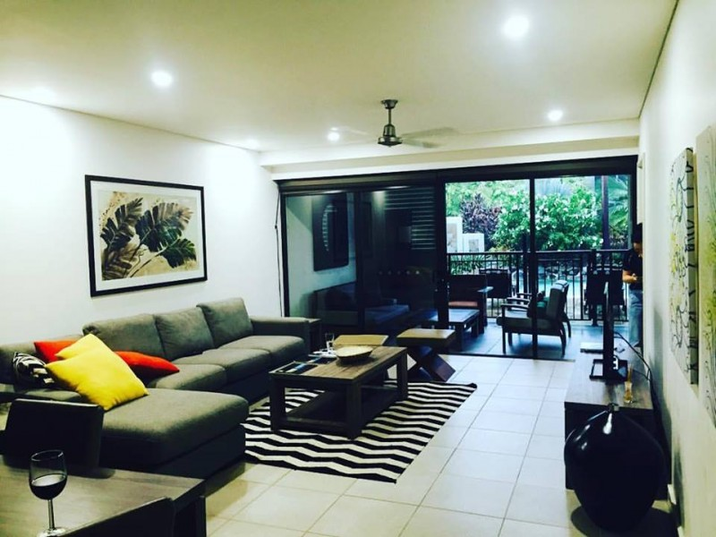 2 Bedroom Swim Out Apartment in Sea Temple Private Apartments by Boutique Collection | Discover Queensland