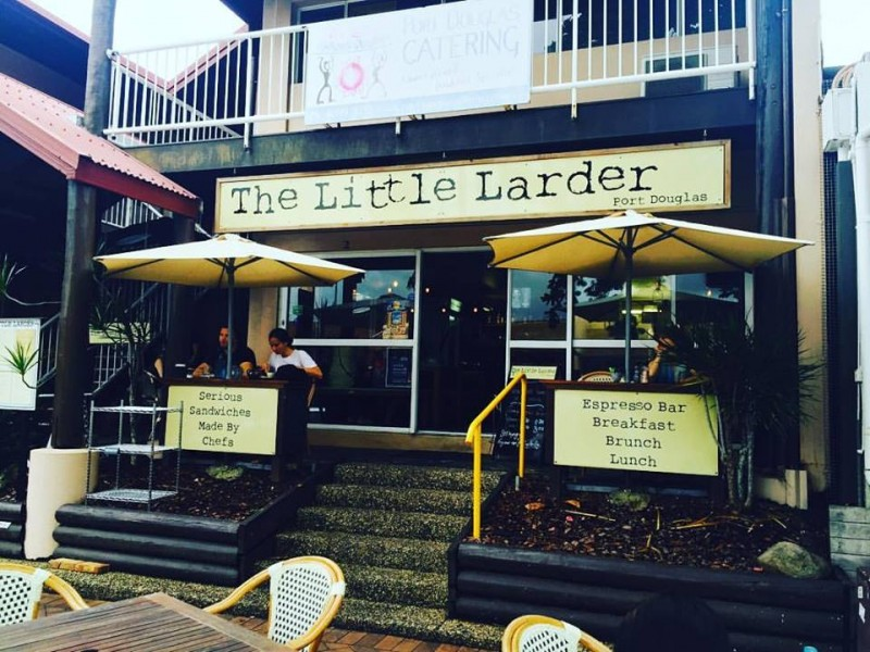 Little Larder Cafe - A great place for breakfast in Port Douglas | Discover Queensland
