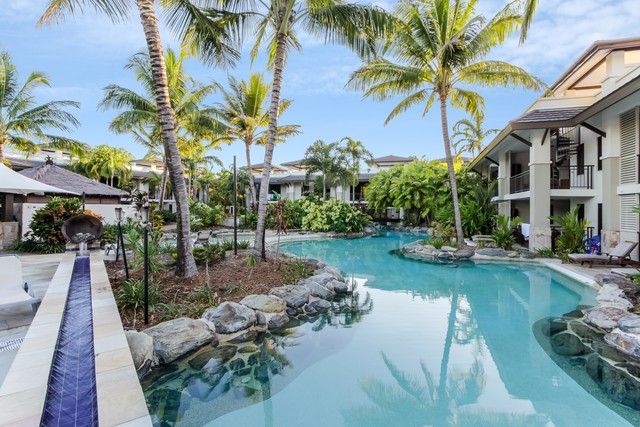 Sea Temple Private Apartments by Boutique Collection - Lagoon Pool | Discover Queensland