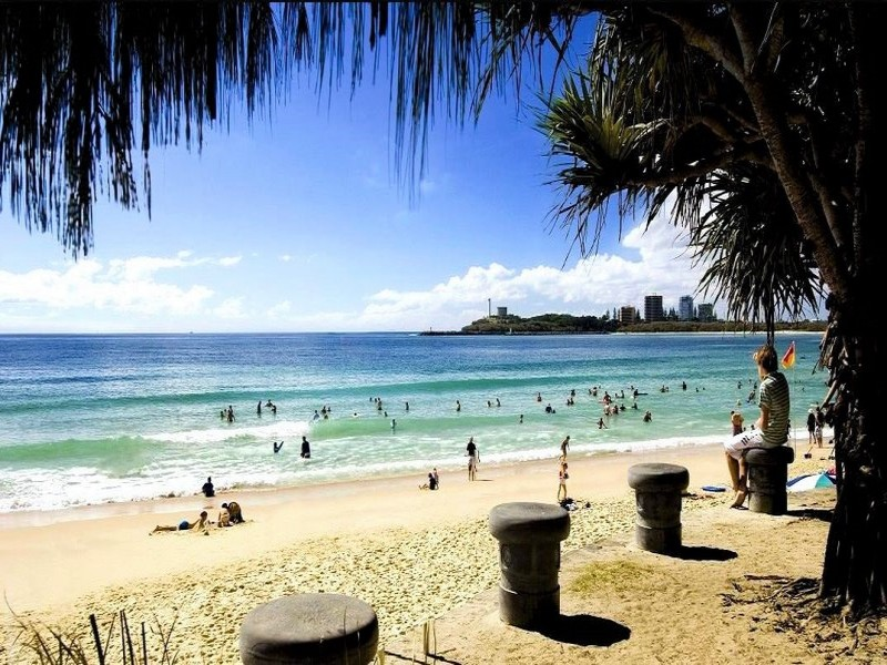 Mooloolaba Beach - Discover Queensland