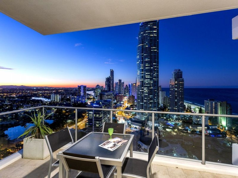 Artique Resort 2 Bedroom Ocean View Apartment in Surfers Paradise - Discover Queensland