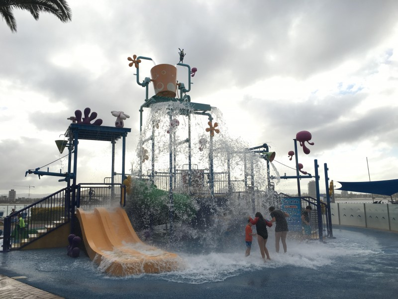 SpongeBob SplashBash Water Park at Sea World Resort on the Gold Coast | Discover Queensland