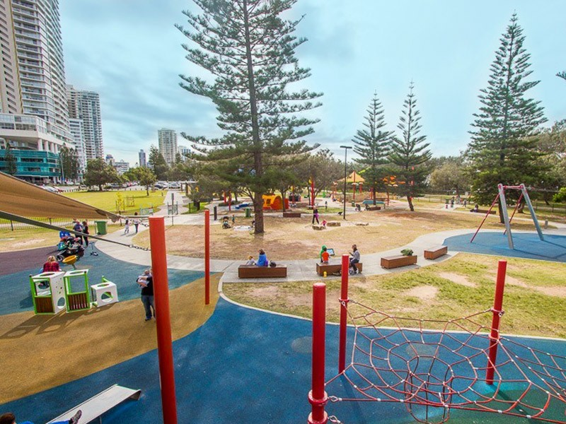 Broadbeach Park, Pratten Park, Gold Coast All Abilities Playground | Discover Queensland