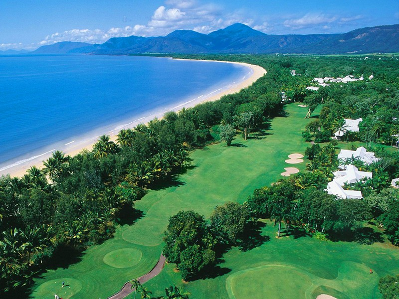 Sheraton Grand Mirage Port Douglas 18 Hole Championship Golf Course | Discover Queensland