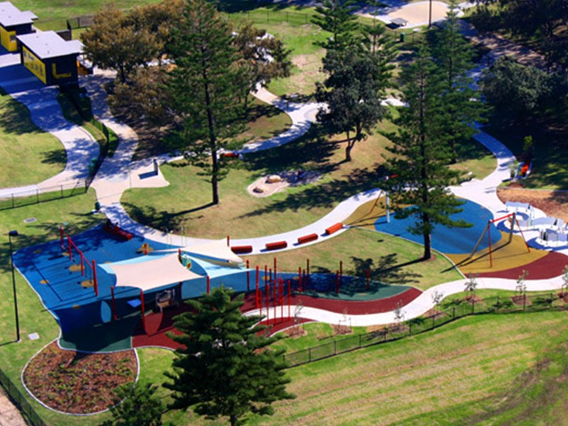 Pratten Park Gold Coast Playgrounds - Discover Queensland