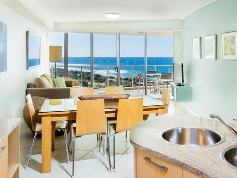2 Bedroom Ocean View Apartment at The Sebel Maroochydore | Discover Queensland