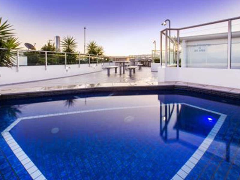 The Sebel Maroochydore Rooftop Spa | Discover Queensland