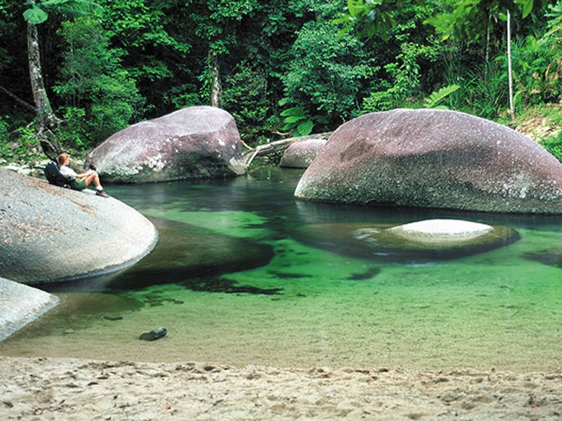 Mossman Gorge in the Daintree Rainforest | Discover Queensland