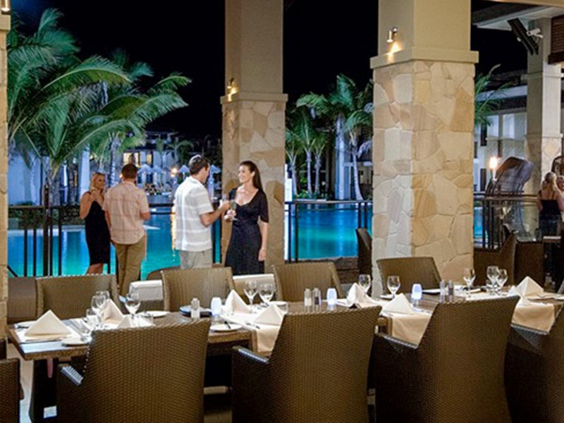 Aqua Restaurant in Sea Temple Port Douglas | Discover Queensland