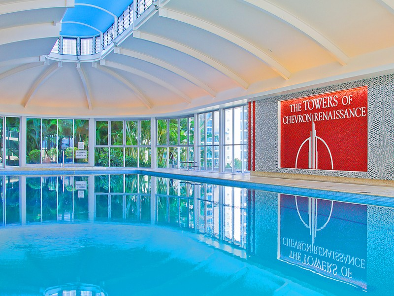 Mantra Towers of Chevron (Formerly Towers Of Chevron Renaissance) Indoor Heated Pool | Discover Queensland