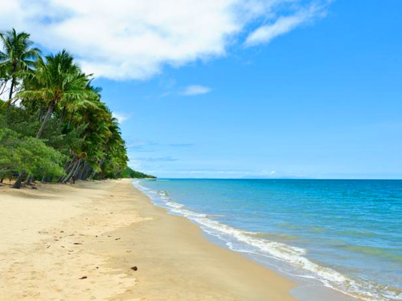 Ellis Beach, Tropical North Queensland | Top 10 Queensland Beaches | Discover Queensland