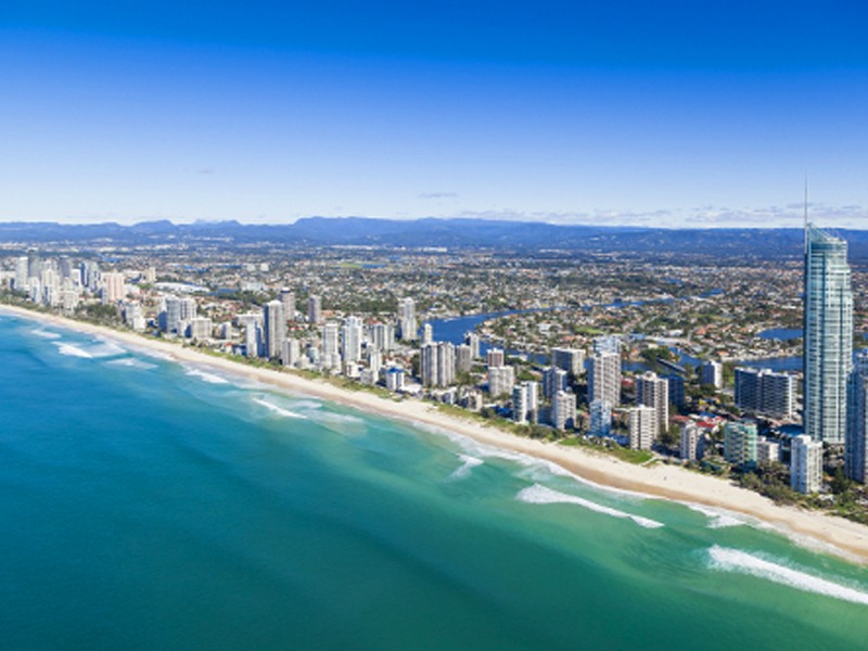 Kurrawa Beach, Broadbeach, Gold Coast | Top 10 Queensland Beaches | Discover Queensland