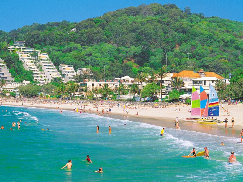 Noosa Heads Beach, Sunshine Coast | Top 10 Queensland Beaches | Discover Queensland