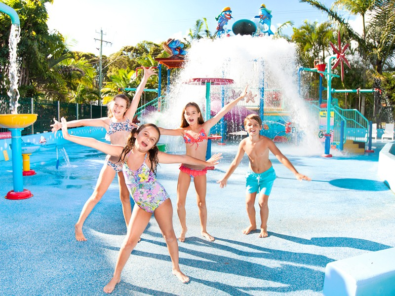 North Star Holiday Resort | Sammy's Adventure Lagoon | Things to do at Hastings Point | Discover New South Wales